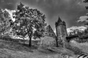 Rothenburg ob der Tauber 1 (B&W Artistic)
