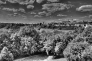 Rothenburg ob der Tauber 3 (B&W Artistic)