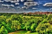 Rothenburg ob der Tauber 3 (Painterly 4)