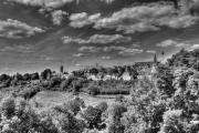 Rothenburg ob der Tauber 4 (B&W Artistic)