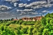 Rothenburg ob der Tauber 4 (Painterly 4)