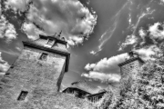Rothenburg ob der Tauber 5 (B&W Artistic)