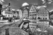 Rothenburg ob der Tauber 6 (B&W Artistic)