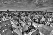 Rothenburg ob der Tauber 7 (B&W Artistic)
