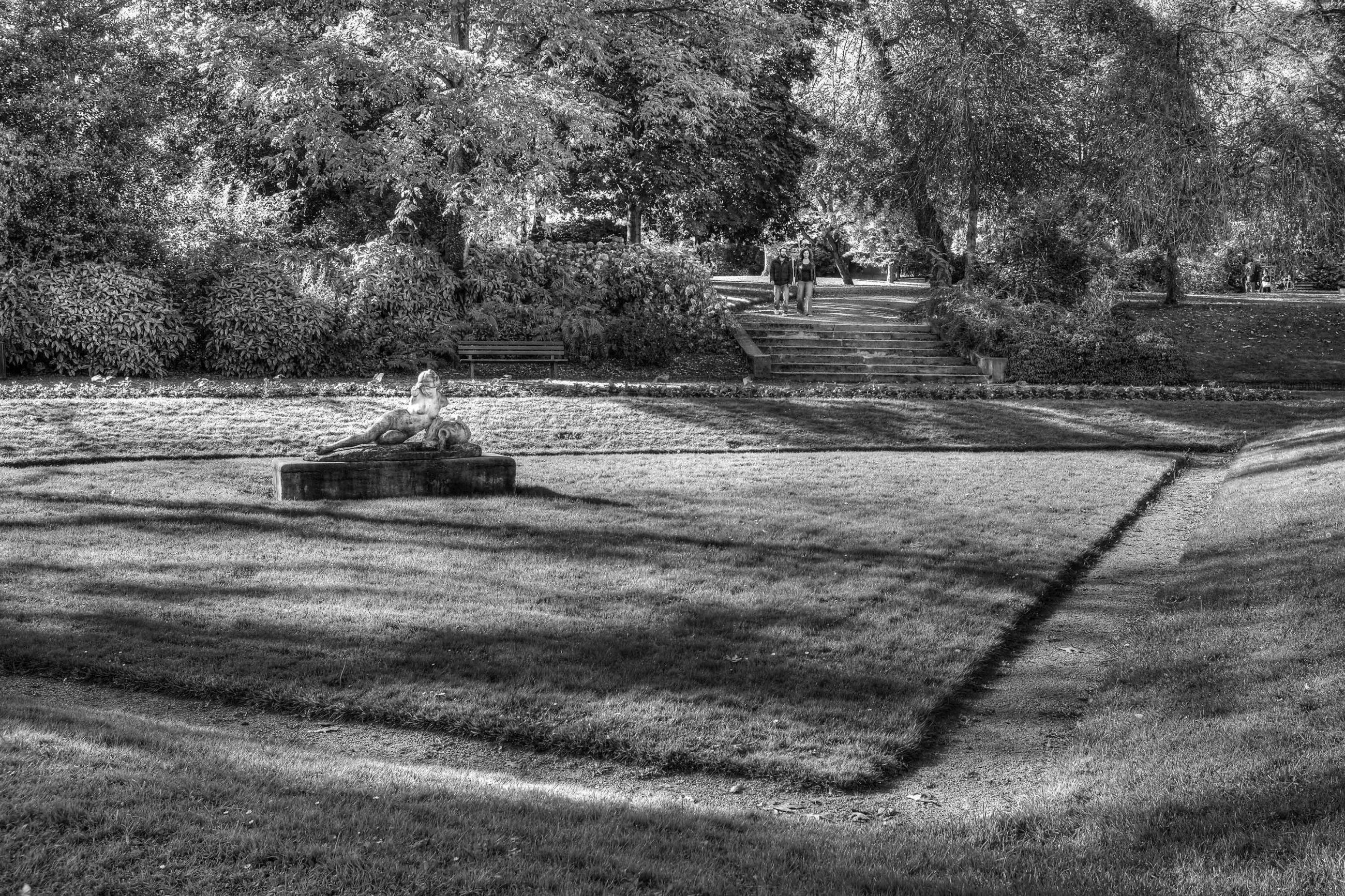 project 50 jardin des plantes rouen hdr - Jardin Des Plantes Rouen