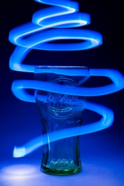 Blue Glass 6