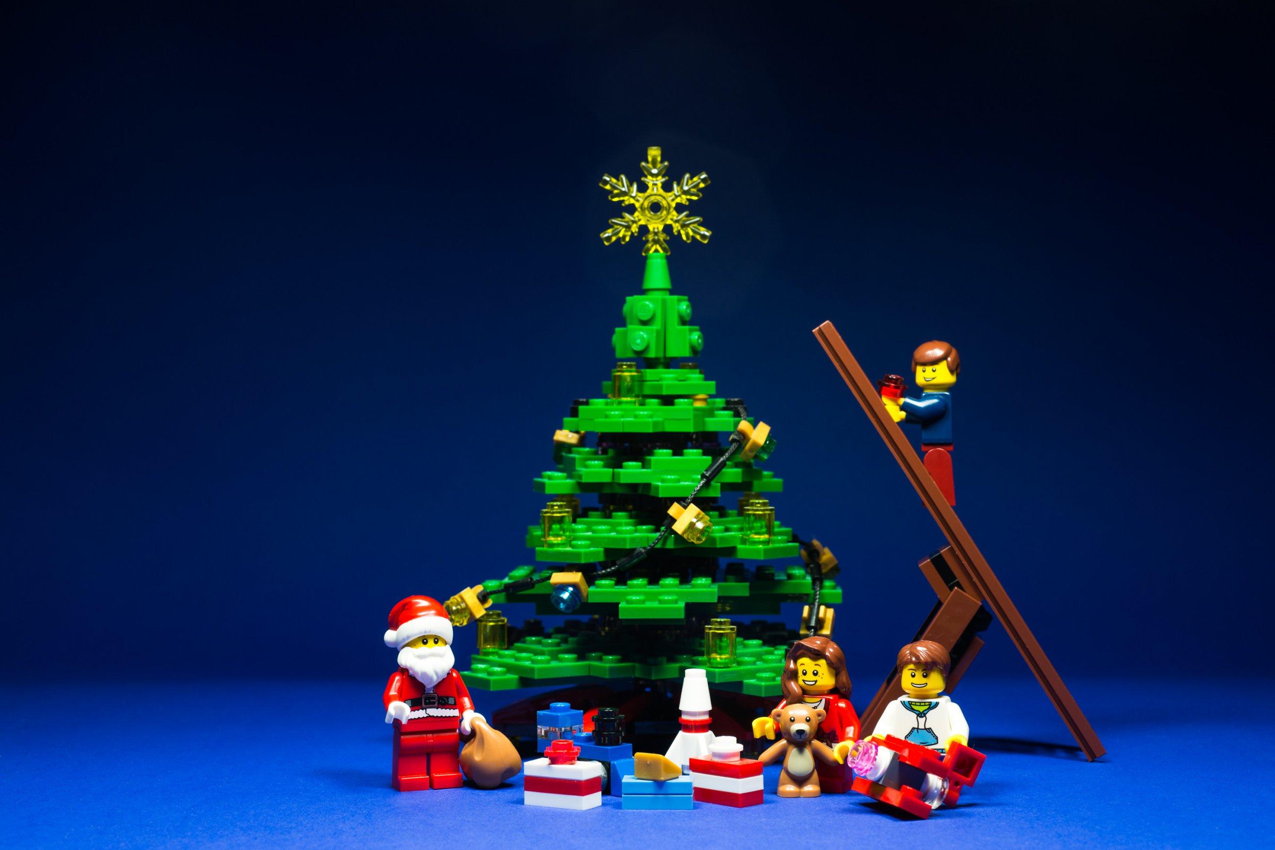 Project 160: Christmas Card – Christoph\'s Braindump