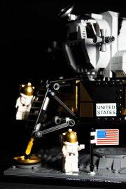 Lego Lunar Lander 1