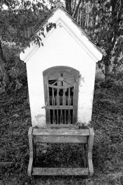 Little Chapel 1 (Black & White Photographic)