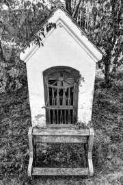 Little Chapel 1 (Black & White Natural)