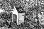 Little Chapel 2 (Black & White Natural)