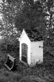 Little Chapel 3 (Black & White Photographic)