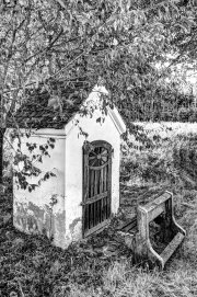 Little Chapel 4 (Black & White Natural)