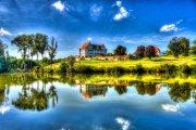 Harthausen Castle HDR 1