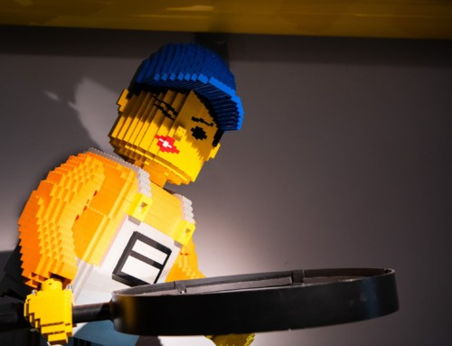 Project 228: Lego Factory People