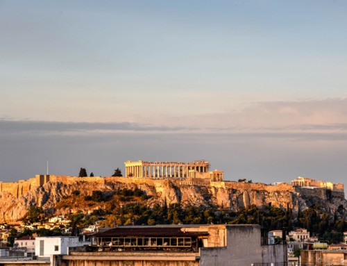 Project 235: Acropolis of Athens HDR