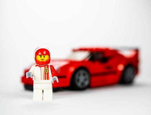 Project 239: Lego Racer