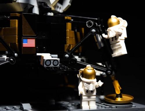Project 243: Lego Lunar Lander