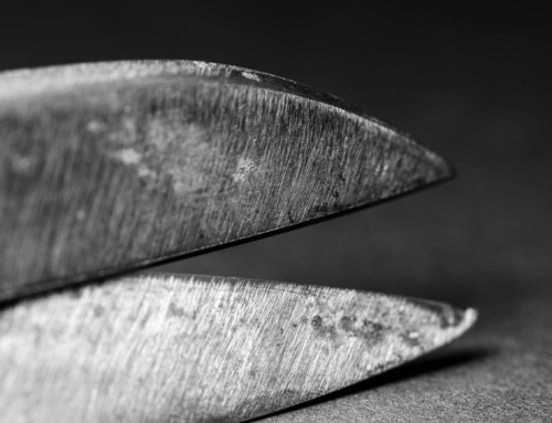Project 258: Old Scissors Closeups