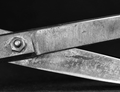Project 259: Old Scissors Closeups Revisited