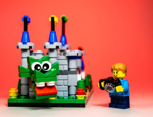 Project 270: Lego Castle
