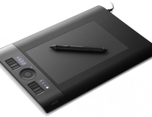 Using The Wacom Intuos4 Tablet With Linux (Part 1)